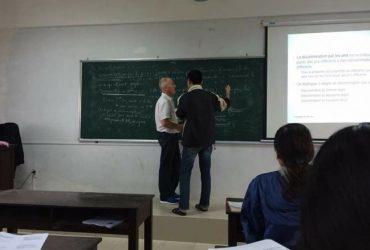 GS.Yvon ROCABOY – Giảng viên học phần Kinh Tế Vi Mô 3