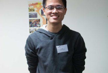 Phạm Xuân Huy, sinh viên lớp K49 Rennes, đạt thủ khoa toàn khóa học tại Đại học Rennes 1, Cộng hòa Pháp